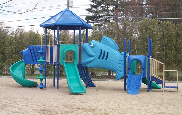 Playground Equipment Design Installation Service